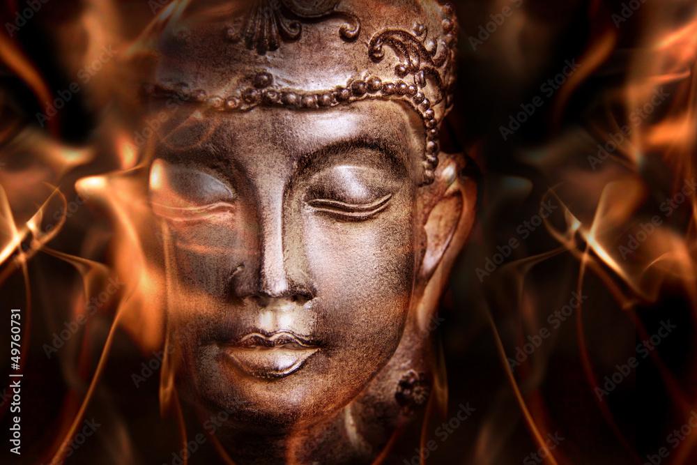 Fototapety, obrazy: Statue de Bouddha