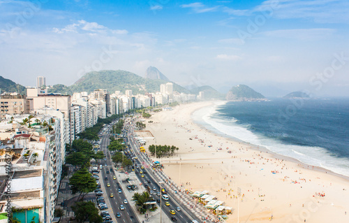 Photo  Copacabana Beach