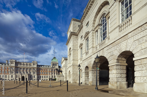 Photo  Horse Guards Parade buildings, London, UK