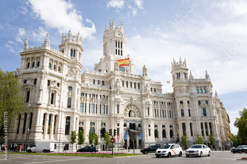 Foto  City Hall, Madrid
