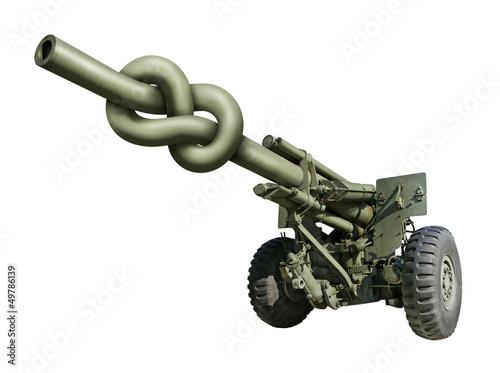 Fotografia, Obraz  Artillery Gun