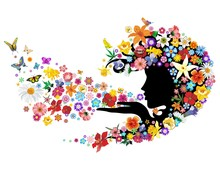 Spring Breath Flowers-Soffio D...