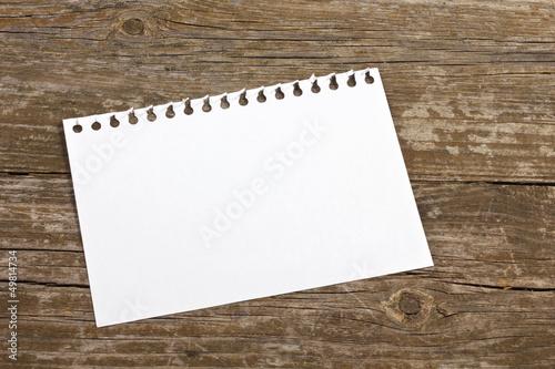 Valokuva  note
