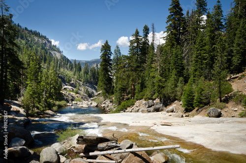 Yosemite National Park, Canvas Print
