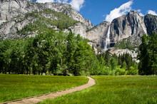 Yosemite National Park - Upper...