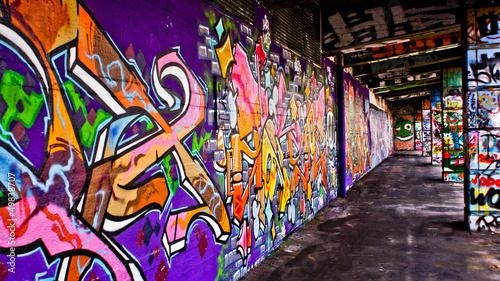 Poster Graffiti Graffiti Gang