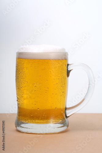 Photo sur Toile Biere, Cidre ビール ジョッキ