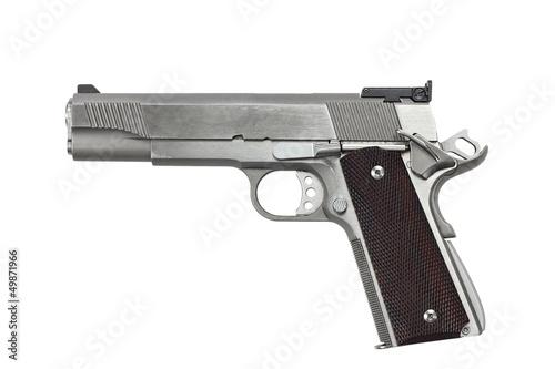 Carta da parati 45 Caliber Handgun