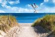 canvas print picture Ostseeküste