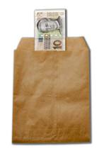 Money Of Croatia In Paper Envelop