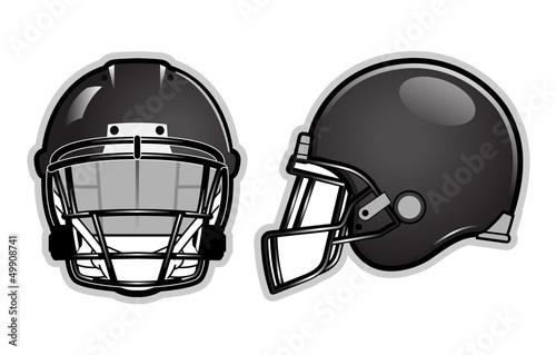 Fényképezés Football helmet