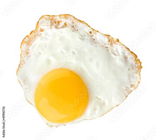 Poster Egg Fried egg