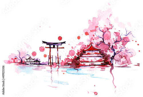 Aluminium Prints Paintings Japan