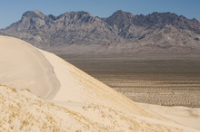 Kelso Sand Dunes And Providence Mountains