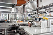 canvas print picture - Utensils On Counter In Commercial Kitchen