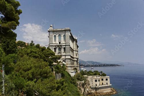 Monaco, Ozeanographisches Museum (Oceanographic Museum)