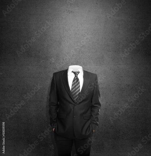 Fotografía  headless men