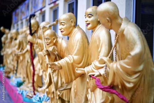 Photo  Ten Thousand Buddhas Monastery
