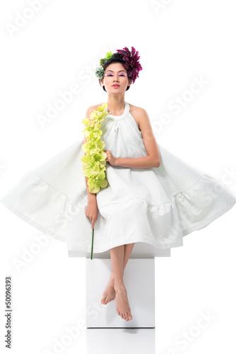 Photo  Like a flower