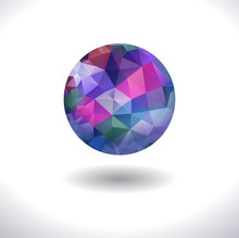 Prismatic Faceted Sphere