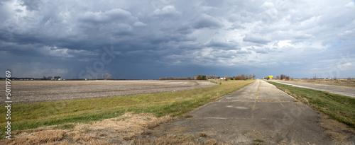 Foto op Aluminium Route 66 Historic route 66