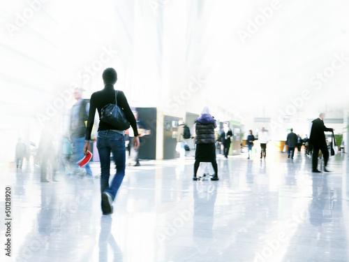 Fotografie, Obraz  Visitors - Comming inside