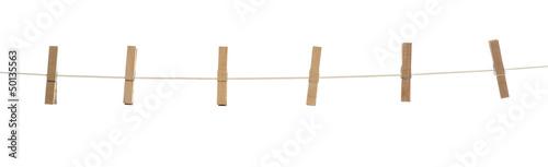 Fotografía  clothespins