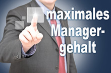 Maximales Managergehalt