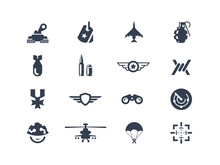 Military And War Icons