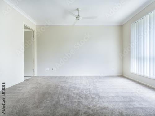 Fototapety, obrazy: Empty bedroom