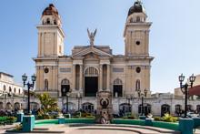 Kathedrale In Santiago De Cuba