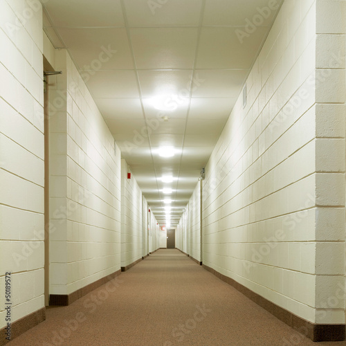 Foto  Modern Hallway