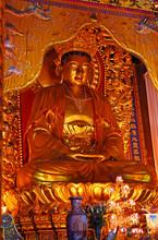 PutuoShan Buddhist Sanctuary Island Fayu Temple Buddha