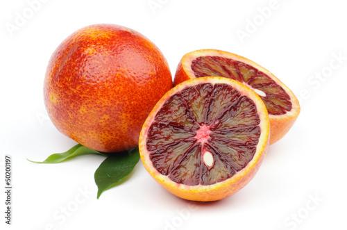 Fotografie, Obraz  Blood Orange