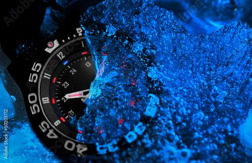Fotografie, Obraz  Tritium military watch