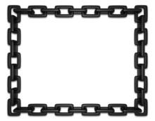 Black Chain Frame