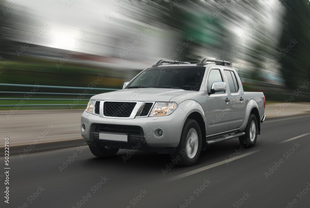 Fototapety, obrazy: Speedy pick-up