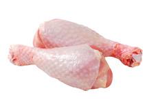 Raw Turkey Drumsticks