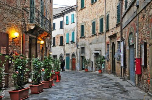 Lucignano, Arezzo - Toscana Fototapete