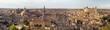 Panoramic view of Toledo,Spain