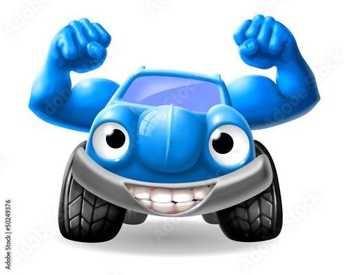 Fotobehang Cars auto sportiva