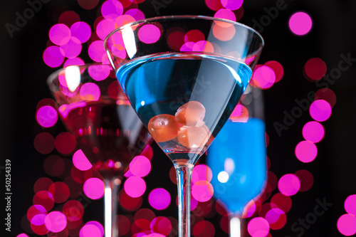 Cocktail in a nightclub - 50254339