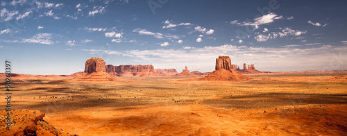 Aluminium Prints Route 66 Monument Valley