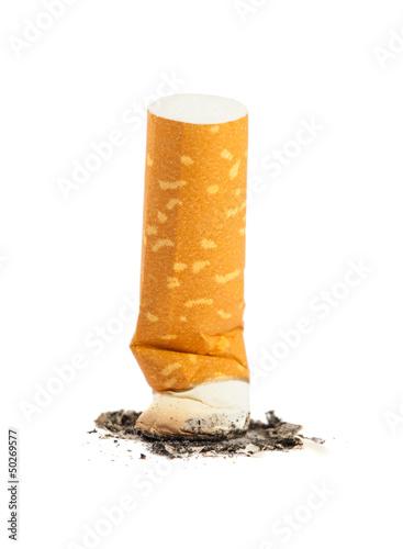 Fotografija  Cigarette butt