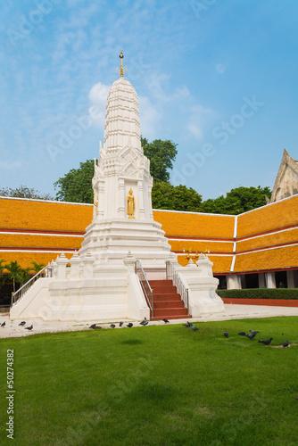 Photo  Temple of thai