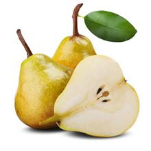 Three Ripe Pears