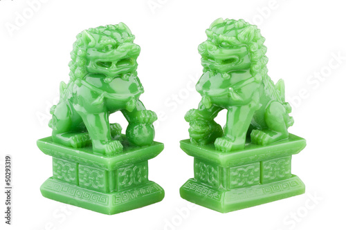 The Lion Statue The Symbol Of Powerful In Chinese Belief Buy This
