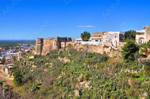 Fotografie, Obraz  Panoramic view of Massafra. Puglia. Italy.