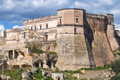 Fototapeta  Castle of Massafra. Puglia. Italy.