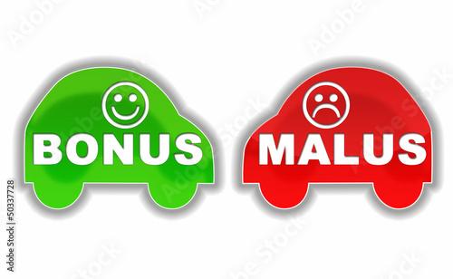 Bonus malus assurance auto - Buy this stock illustration and